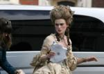 Keira Knightley plays the Duchess adventurer
